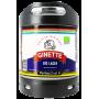 Buy - Ginette Bio Lager 4,5° - PerfectDraft 6L Keg - KEGS 6L