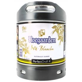 Buy - Hoegaarden Wit- Blanche 4,9° - PerfectDraft 6L Keg - KEGS 6L