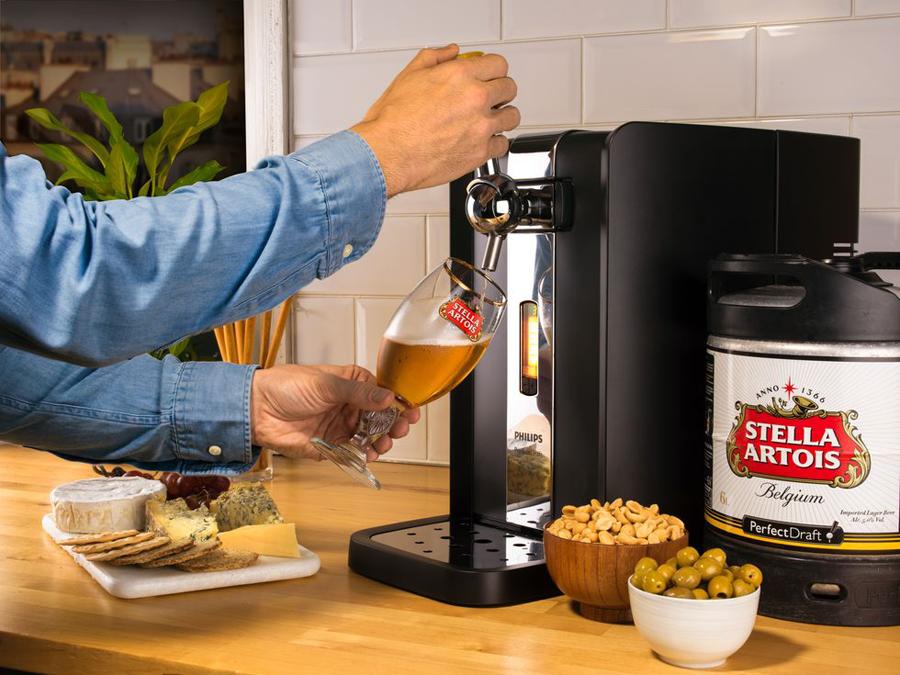 Stella Artois Keg PerfectDraft